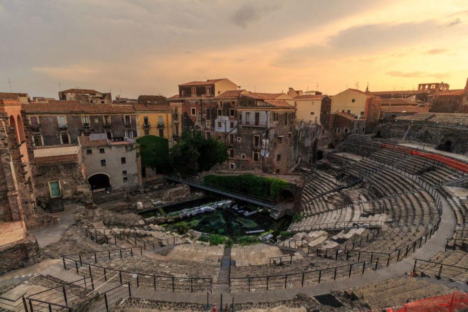 Teatro- antico-romano